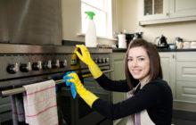 Formal housekeeper installed in Spain